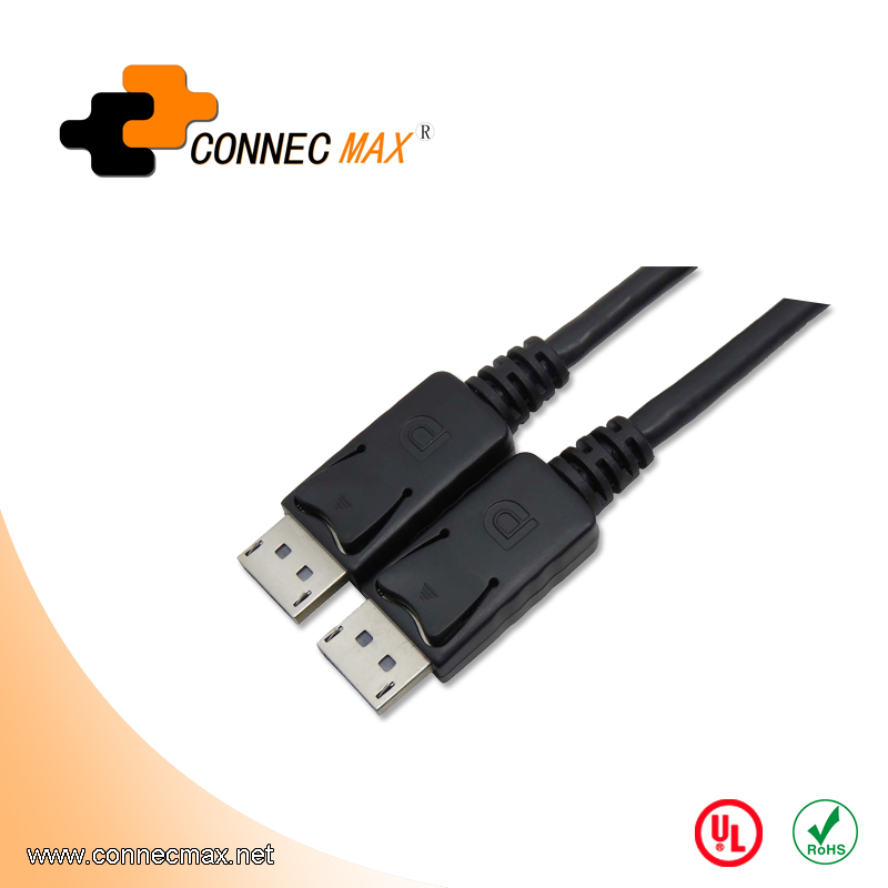 DisplayPort Male to DisplayPort Male Cable