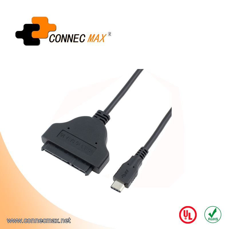 Type C to 22Pin SATA cable