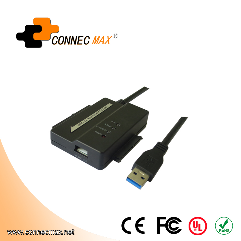 "USB 3.0 to SATA II+3.5"" IDE Converter Cable"