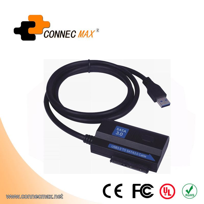 USB 3.0 to SATA 3.0 Converter Cable