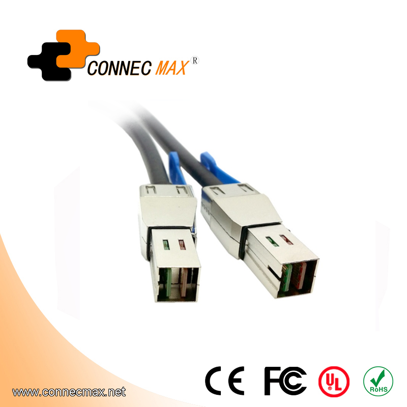 MINISAS (SFF8644) TO MINISAS (SFF8644) Cable