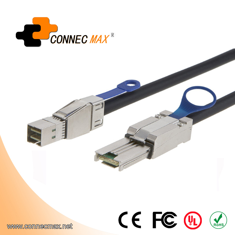 MINISAS (SFF8644) TO MINISAS (SFF8088)Cable