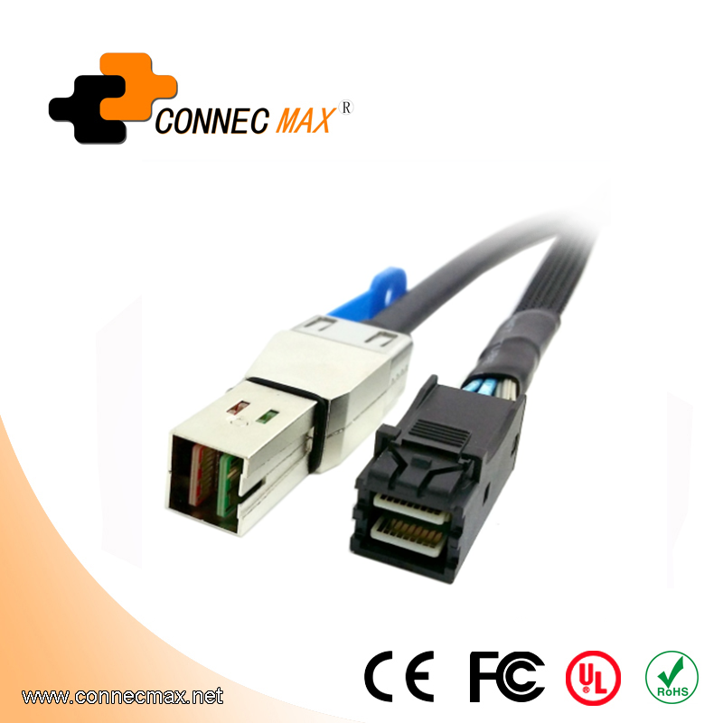 MINISAS (SFF8644) TO MINISAS (SFF8643) Cable