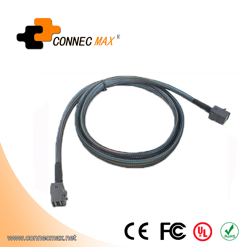 MINISAS (SFF8643) TO MINISAS (SFF8643) Cable