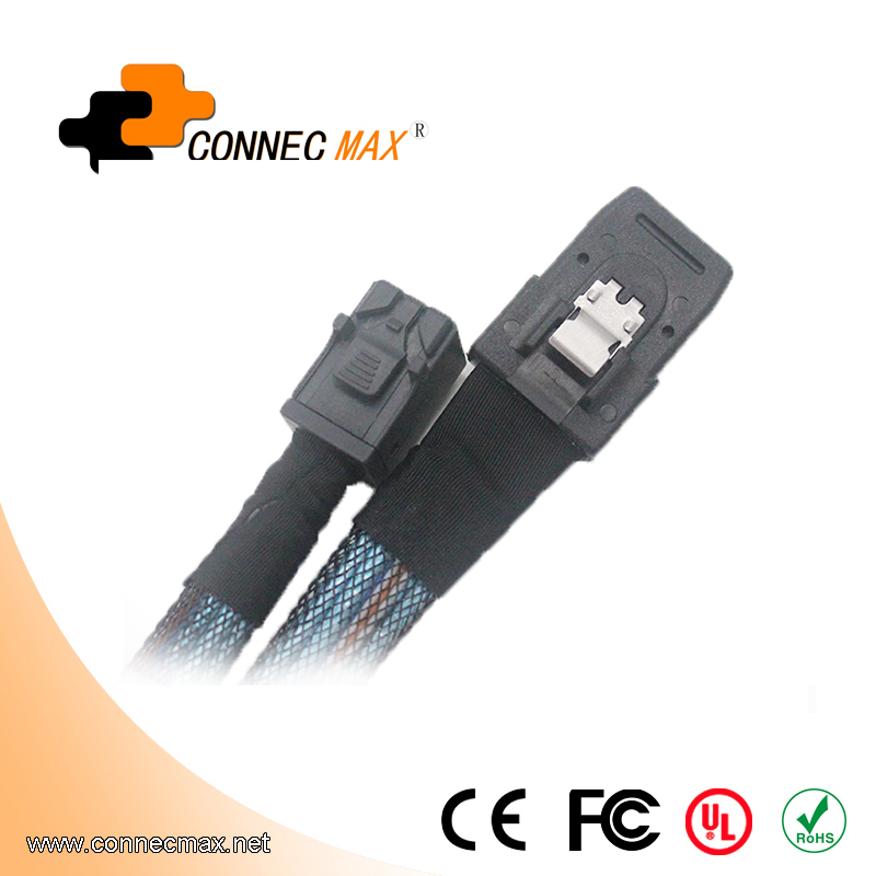 MINISAS (SFF8643) TO MINISAS 36PIN(SFF8087)Cable